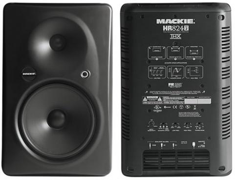 Студийный монитор MACKIE HR824 mk2